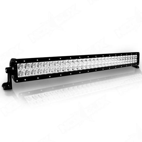 Aurora 30 Inch LED New S1 Single Row Off Road Light Bar Combo 150W 16280 Lumens