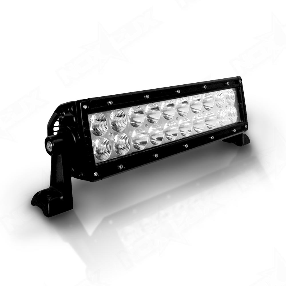 Aurora 10 Inch Dual Row Light - Nox Lux