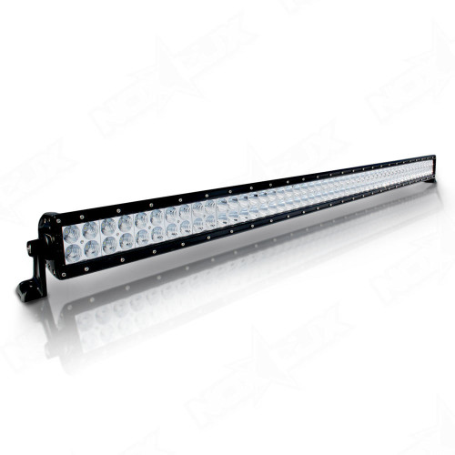 Aurora 50 Inch Dual Row Light Nox-Lux