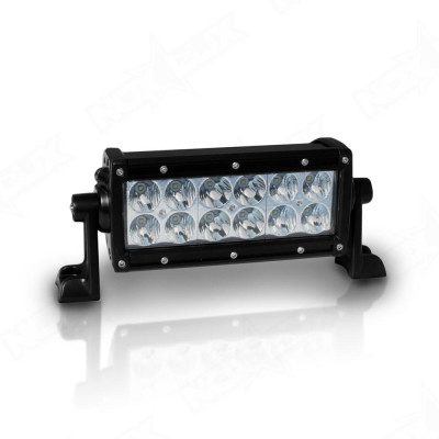 6 Inch Dual Row LED Light