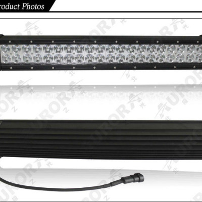 50″ Dual Row LED Light Bars – Aurora