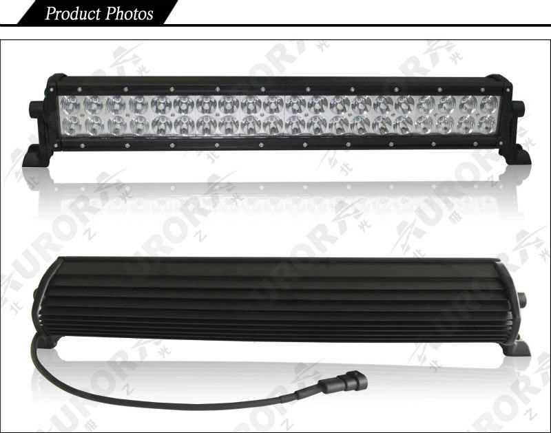 Aurora Dual Row Light Front and Back - Nox Lux