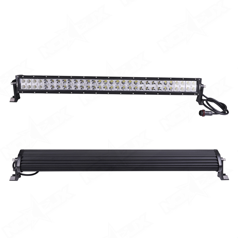 nox lux 30 inch dual row led light bars