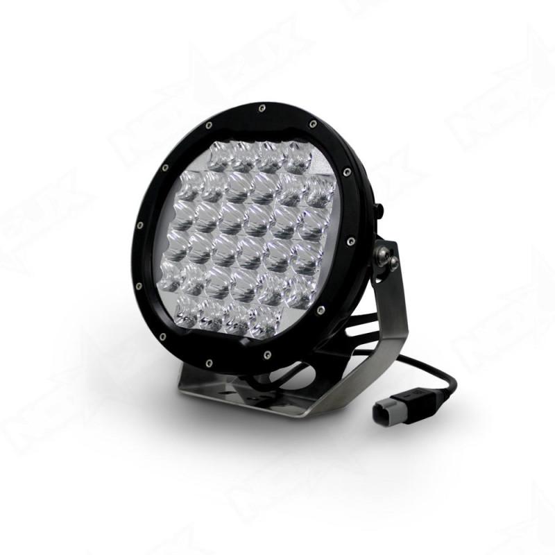 Aurora 7 Inch Round Light - Nox Lux