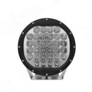 Aurora 7 Inch Round Light Front - Nox Lux