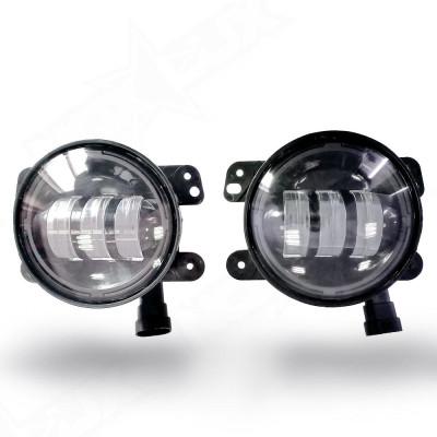 round LED Fog Lights