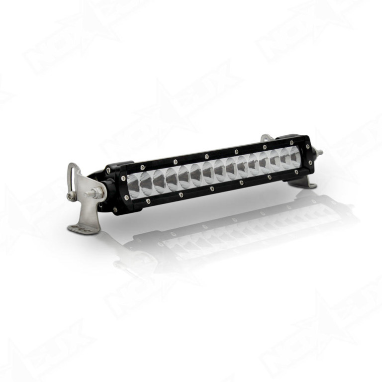 Aurora 10 Inch Single Row Light Driving - Nox Lux