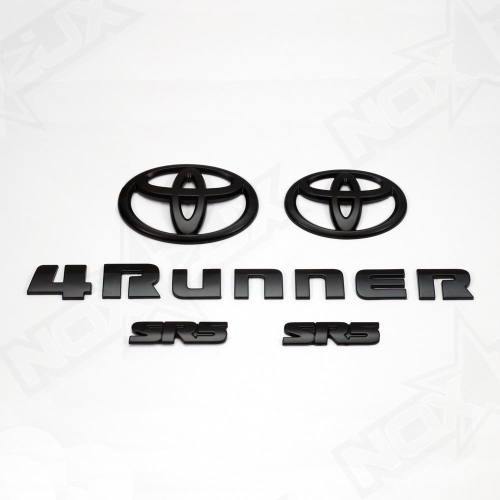 Image Gallery 4runner Logo