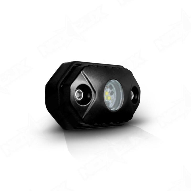 Aurora 2 Inch Mini LED Rock Light 9w - Nox Lux