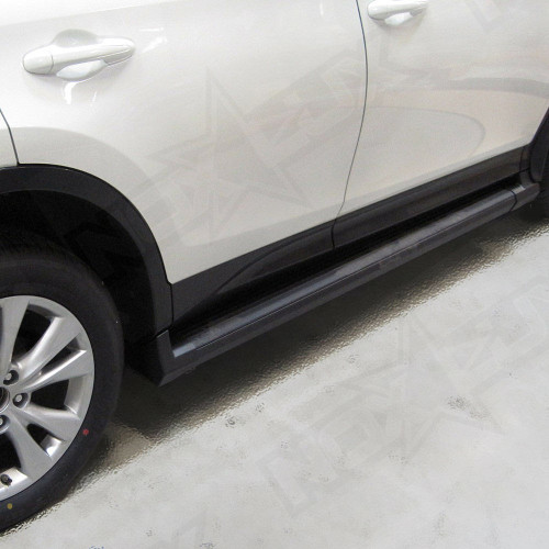 Rav4 Running Boards - Nox Lux