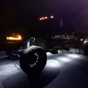 Off-road LED rock lights