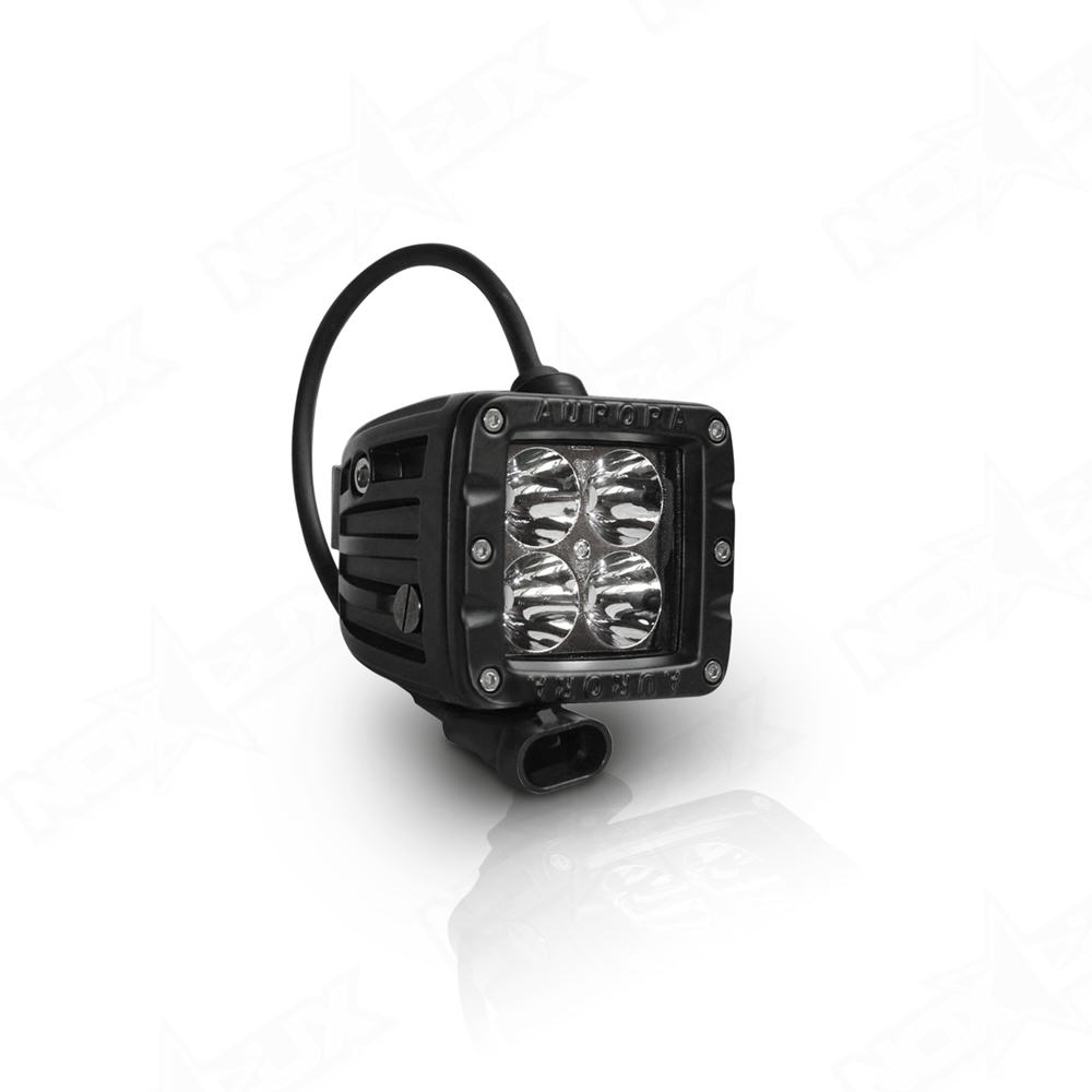 Aurora 2 Inch Working Series Spot Beam 12W - Nox Lux