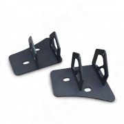 Jeep JK Windshield Hinge Lower Corner Brackets