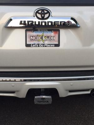 4Runner Black Out Kit From Massachusetts - Nox Lux
