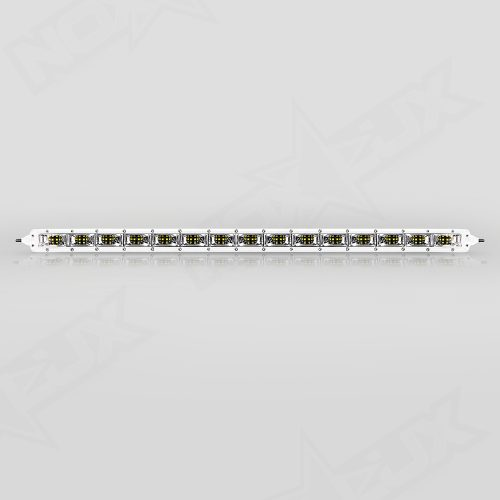 Aurora 30 Inch Single Row Marine Series Scene Beam - Nox Lux
