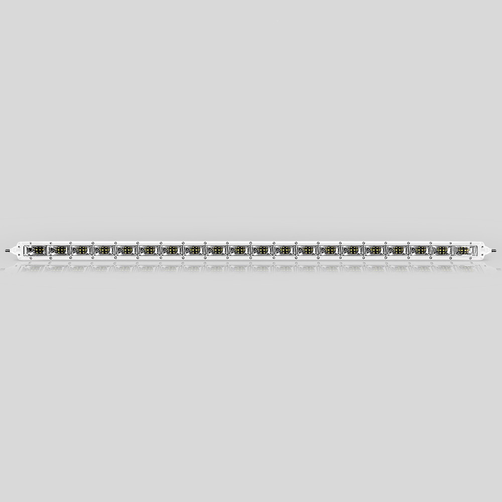Aurora 40 Inch Single Row Marine Series Scene Beam - Nox Lux