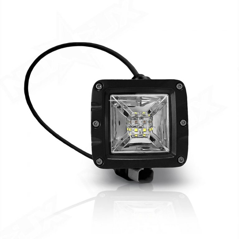 Aurora 2 Inch Backup Brake LED -Nox Lux
