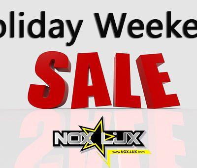 BOGO holiday weekend sale
