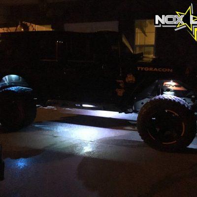 Off-road Mini LED Rock Lights Jeep Beach