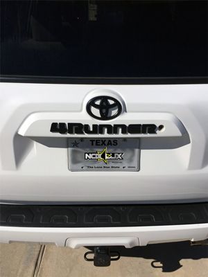 Toyota 4Runner Mods