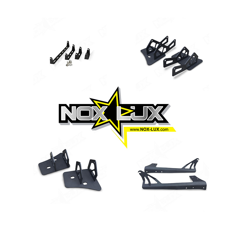 off-road light mounting kits