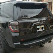 Toyota 4-runner Black Emblem Kits