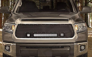 tundra LED grille kits