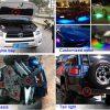 RGB Rock Light Kit Applications -Nox Lux