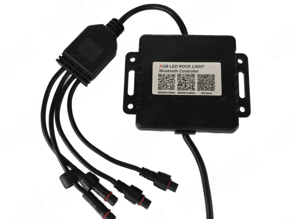RBG Rock Light Control Box - Nox Lux