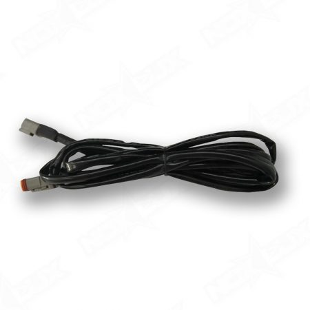 8 Foot Extension Cable For 6 Inch TO 30 Inch Light Bars - Nox Lux