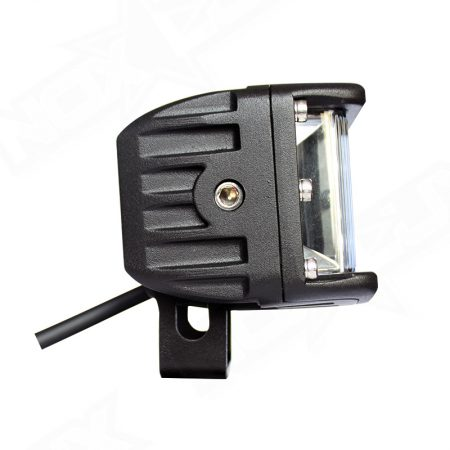 Dually Side Shooter Work Light Side View - Nox Lux