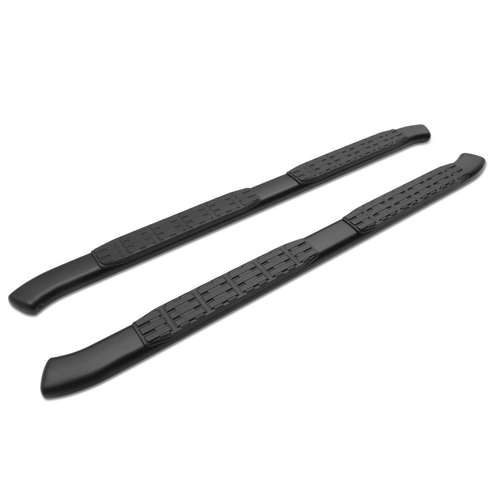 4 Inch Side Step Nerf Black - Nox Lux