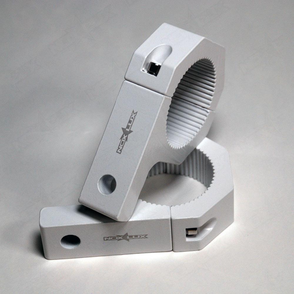 White Universal Brackets - Nox Lux