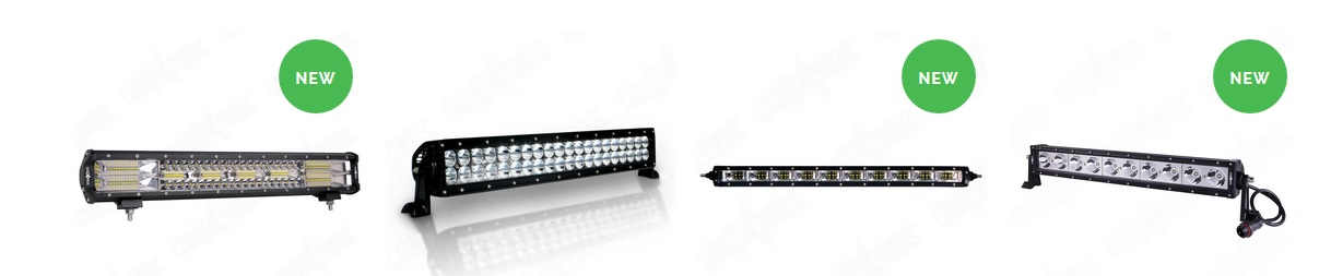 20 inch LED Light bars