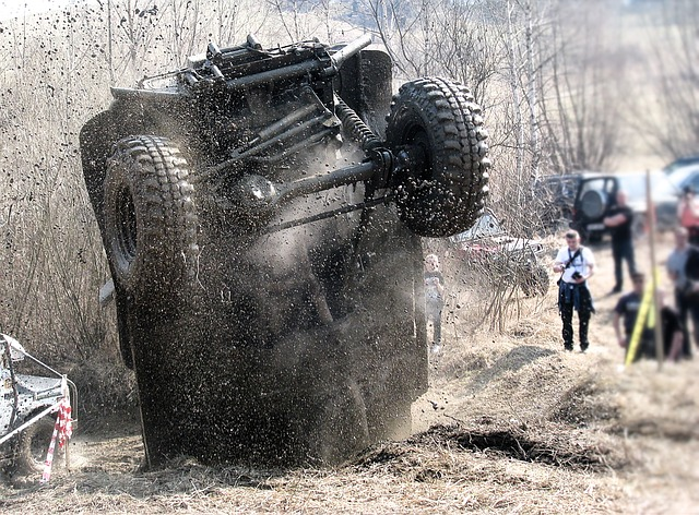 may offroad events