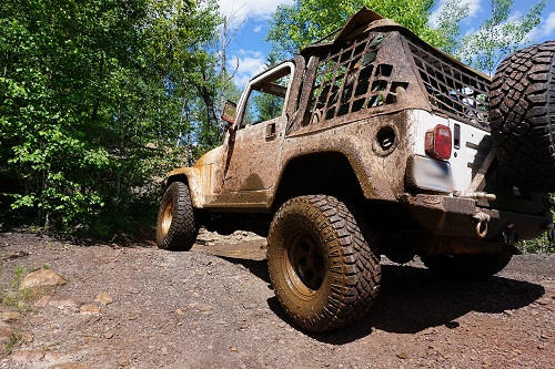 september offroad events