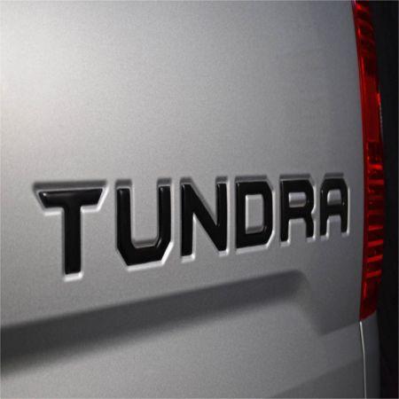 toyota tundra tailgate inserts