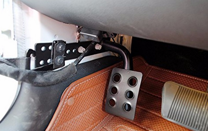 Jeep Foot Rest Pedal