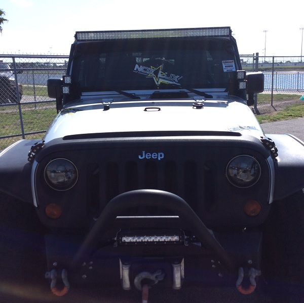 Nox Lux Jeep JK Mods