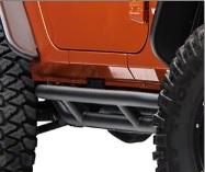 jeep wrangler side armor jk